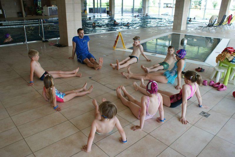 Prihláste svoje deti na plavecký výcvik