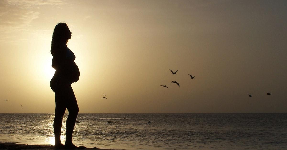 Výber miesta na plávanie počas tehotenstva