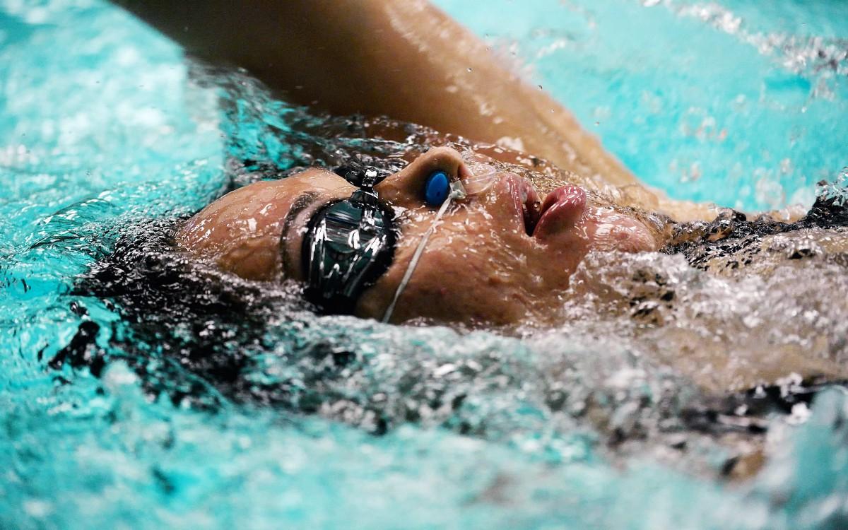 Štipec na plávanie: Vyhnite sa chlórovej vode v nose raz anavždy