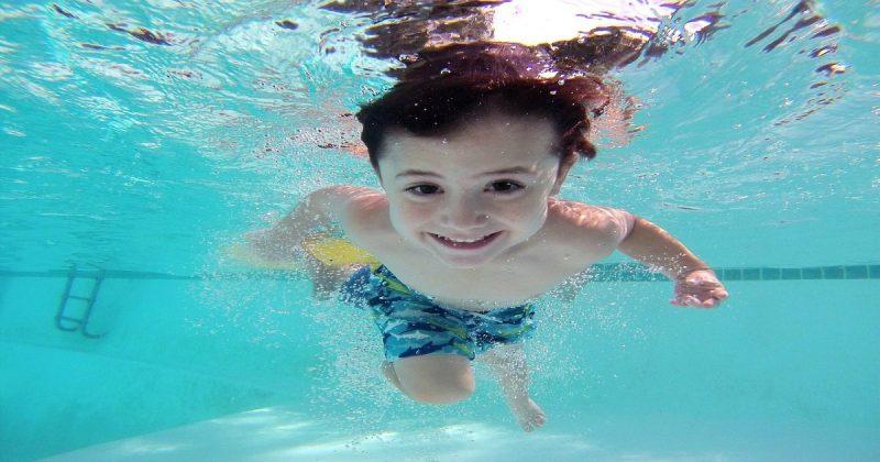 Prihláste svoje dieťa do plaveckého tábora